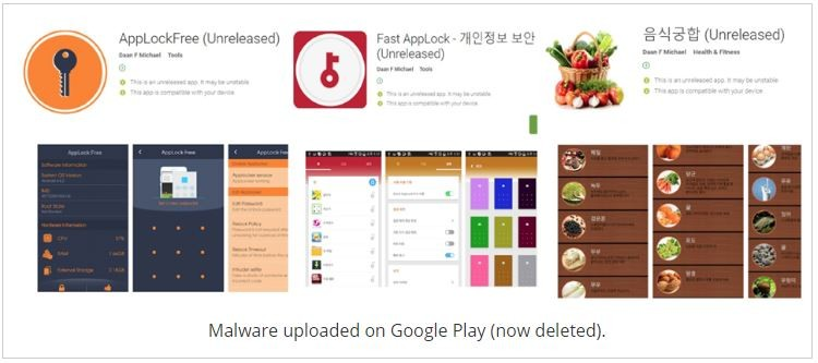 Takian.ir GooglePlay North Korea malware app