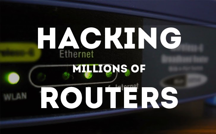 Takian.ir hacking router